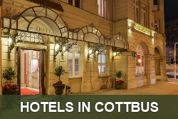 Hotels in Cottbus buchen