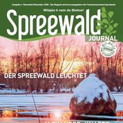 Cover Spreewald Journal Winter