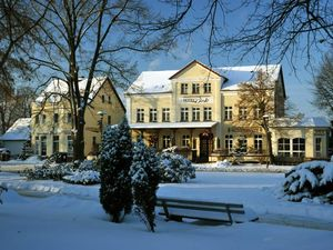 Hotel Bleske im Winter