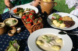Culinary tour in the Spreewald
